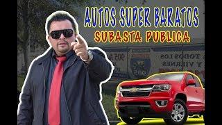 Venta de autos super economics 905 live
