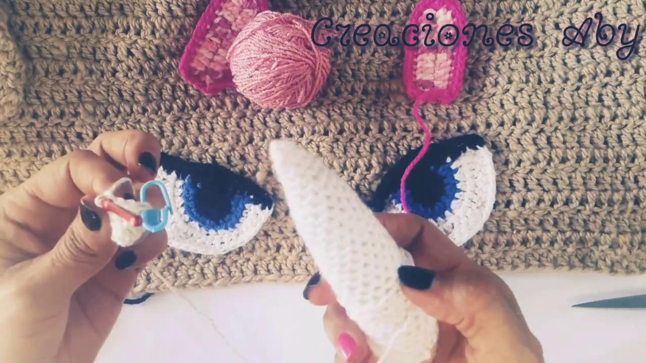 Patrón de crochet / Amigurumi Muñeca Unicornio Candy y Mint | Etsy | 720x1280