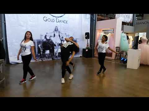 Gold Dance - Look What You Made Me Do (Expo - Aguascalientes)