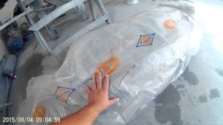 китайские бампера на нисан марч09030001