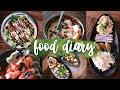 FOOD DIARY - QUARANTÄNE EDITION + VIELE NEUE REZEPTE // JustSayEleanor (gesunde Rezepte, Ernährung)