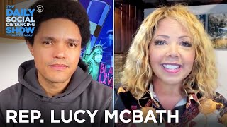 Rep. Lucy McBath - Changing Georgia & Turning Tragedy Into Action | The Daily Social Distancing Show