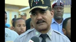 Varios detenidos en ataque a machetazos en colmado de Los Alcarrizos