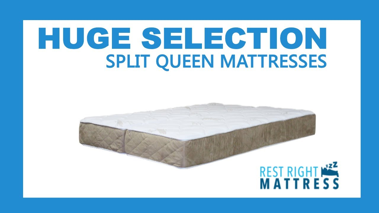 Split Queen Mattresses Available At