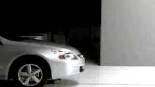 Crash Test 2003-2004 Honda Accord w/sab