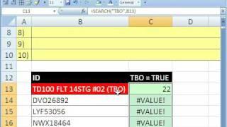 Excel Magic Trick # 260: Delete All Invoices w TBO