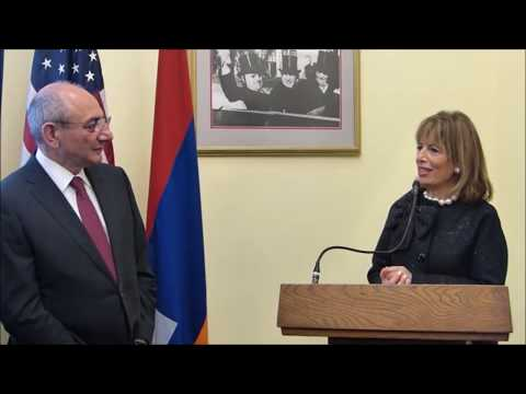 Rep. Jackie Speier to Lead 2018 Congressional Delegation Visit to Armenia & Artsakh