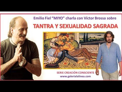 TANTRA Y SEXUALIDAD SAGRADA con Emilio Fiel y Víctor Brossa (Serie Creación Consciente)