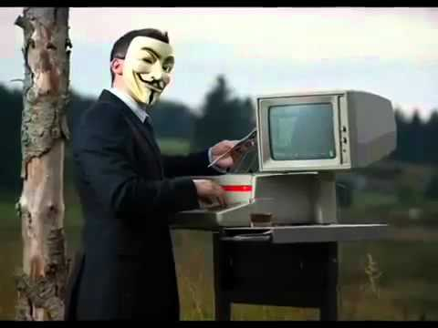 Anonymous 2011 - Resistance Begins NOW