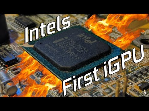 Can You GAME On Intels First IGPU?