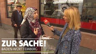 Vor Ort in Mannheim | Zur Sache Baden-Württemberg!