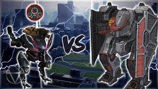 [WR] 🔥 First Titan ARTHUR VS Traditionalist FALCON - Comparison | War Robots