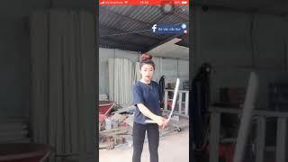 Gambar cover Bé vân cần thơ hướng dẫn múa côn nhị khúc | GiaiTri.Online