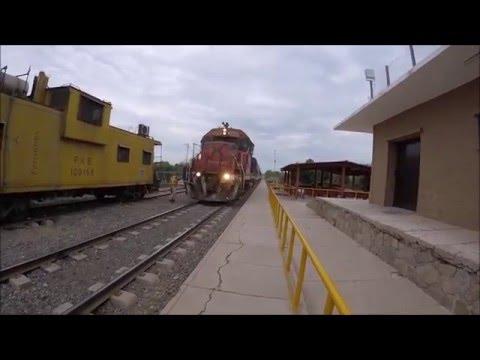 El Chepe Train Copper Canyon Mexico | #GoPro