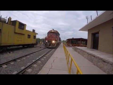 El Chepe Train Copper Canyon Mexico | #GoPro