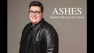 Jordan Smith - Ashes (Demo for Celine Dion)