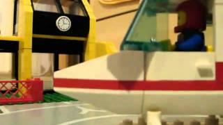 LEGO Airport Animation