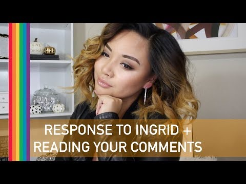 CHIT CHAT GRWM: Being A Gay Asian Woman, Responding to Your Comments