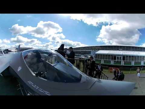 FIA16 F-35 360 Degree Video