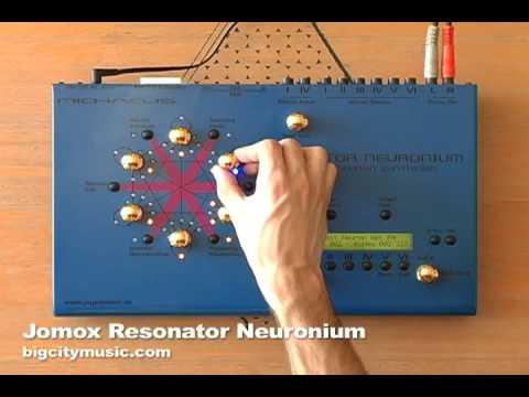 Jomox Resonator Neuronium Pt 3 with Mike