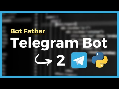 Bot Father (Premium Telegram Bot Course)