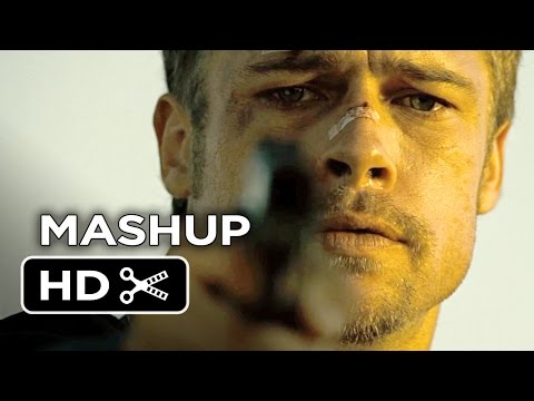 The Films of David Fincher - Movie Director Mashup HD