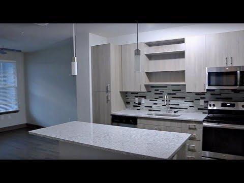 Empty Apartment Tour Vlog .. New place, who dis?
