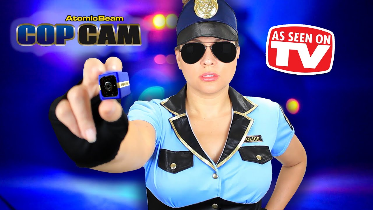 cop cam by atomic beam review testing as seen on tv products youtube. Black Bedroom Furniture Sets. Home Design Ideas