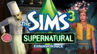 The Sims 3 Supernatural - Objects!