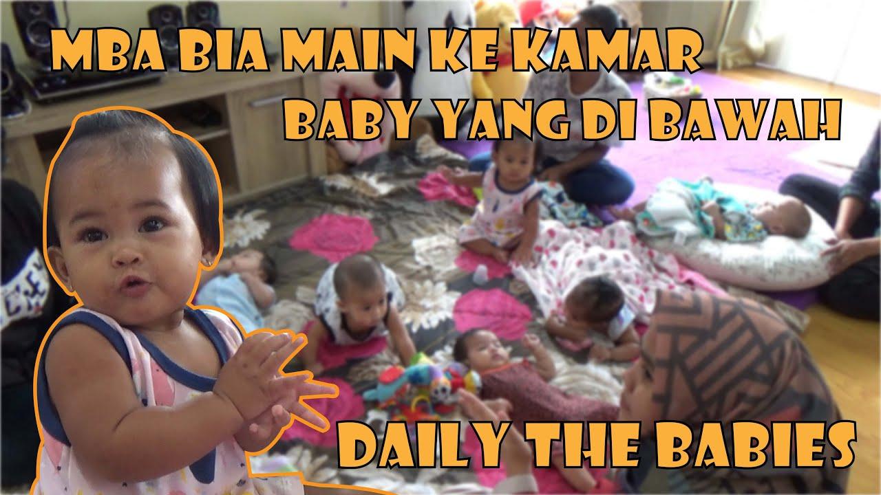 MBAK BIA MAIN KE KAMAR BABY BAWAH! | MAGGIE CURHAT?