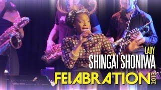 felabration 2013 lady by shingai shoniwa