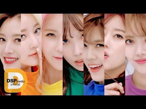 Клип Rainbow - Whoo