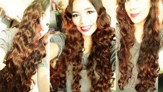 No Heat Boba/Gulaman Straws Waves- Heatless Crimped Mermaid Waves