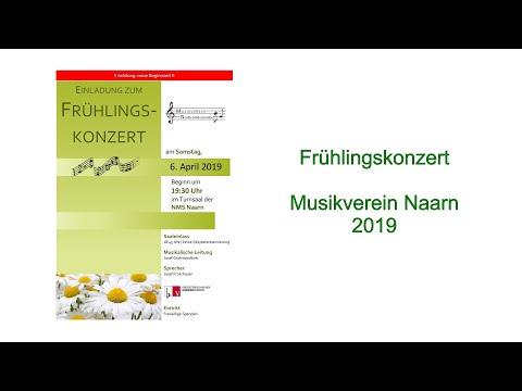 Frühlingskonzert Musikverein Naarn 2019