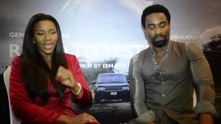 "Nollywood Actress Genevieve Nnaji Says ""Road To Yesterday"" is a Statement 