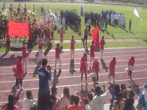 SMKSSAAS, Saga cheerleading 2010