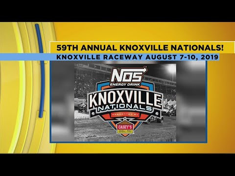 Knoxville Raceway - The Knoxville Nationals