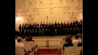 Rachmaninov TEBE POEM  (choir STUDIUM)