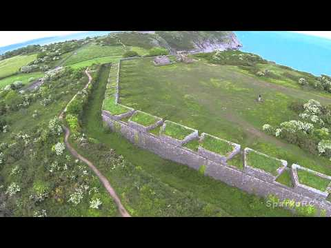 Southern Part of Berry Head Forts Brixham