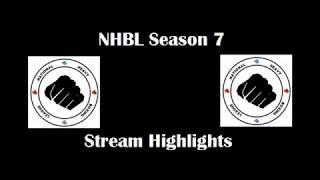 National Heavy Boxing League Season 7 Highlights