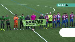 Calafell Esportiu | Fútbol | CF Calafell 3-2 Joventut Bisbalenca