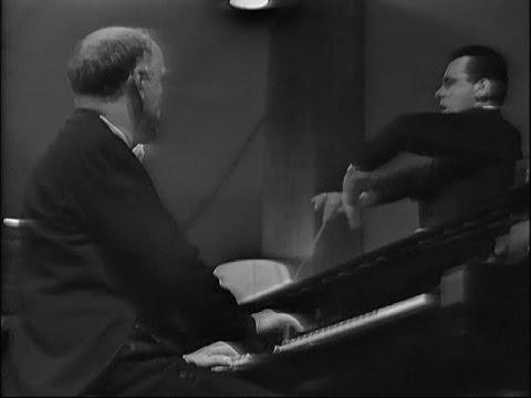 "Mozart - Piano Concerto K 271 ""Jeunehomme"" - Sviatoslav Richter - Lorin Maazel - ORTF (1966)"