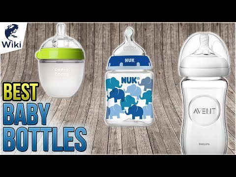 10 Best Baby Bottles 2018