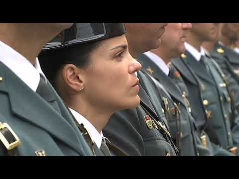 175 aniversario de la Guardia Civil 23 5 19