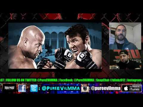 """""""WEEKLY MMA NEWS"""" with EVil Eddie & Ted Czech"""
