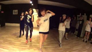 H [A chi] beyonce - upgrade U | choreography by willda beast |