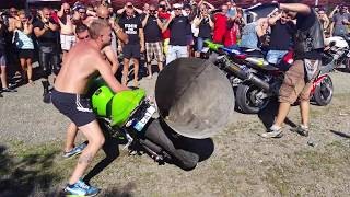 Best motorcycle exhaust ever 4K Video