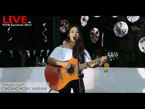 What's Up - 4 Non Blondes | LIVE by Chonchon Varah