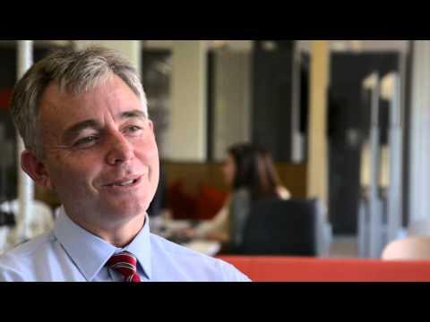 AARNews Interviews: Paul Sherlock (CIO University of South Australia)