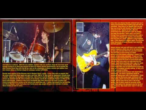 Atomic Rooster - Live at the Marquee (1980) [Full Album]
